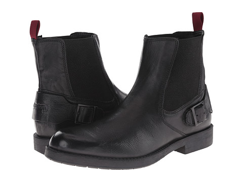 Incaltaminte Barbati Clarks Norton Spin Black Leather