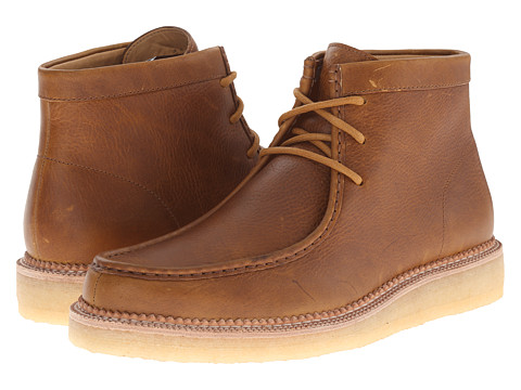 Incaltaminte Barbati Clarks Beckery Hike BronzeBrown Leather