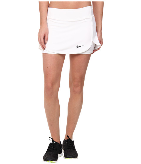 Imbracaminte Femei Nike Straight Court Skort WhiteBlack