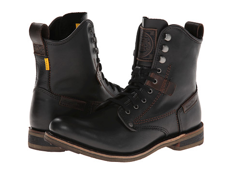 Incaltaminte Barbati Caterpillar Orson 7quot Boot Black