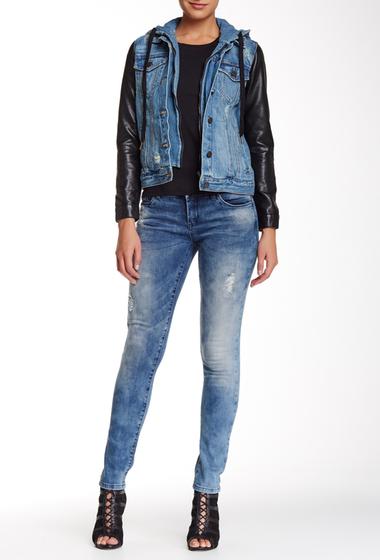 Imbracaminte Femei BLANKNYC Denim The Classique Skinny Jean POLE CYCLE