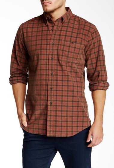 Imbracaminte Barbati Pendleton Long Sleeve Fitted Wayne Shirt TAN
