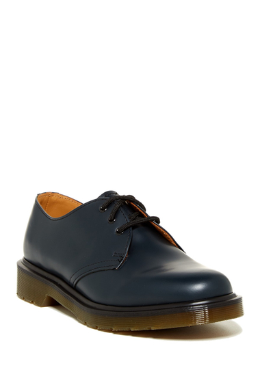 Barbati Dr Martens 1461 Lace-Up Shoe NAVY