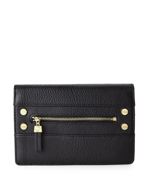 Genti Femei olivia joy Black Taryn Crossbody Phone Wallet Black