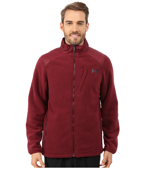 Imbracaminte Barbati Under Armour UA Taunen Jacket Deep Red