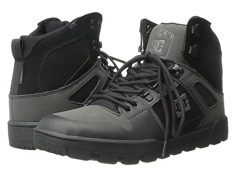 Incaltaminte Barbati DC Spartan High WR Boot BlackBlackGrey