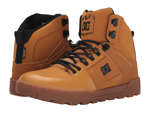 Incaltaminte Barbati DC Spartan High WR Boot Wheat