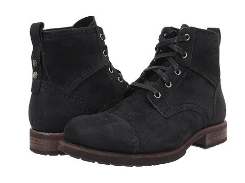 Incaltaminte Barbati UGG Parkhurst Black Leather
