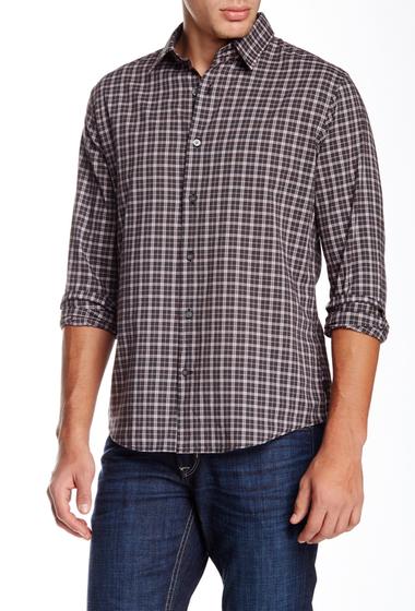 Imbracaminte Barbati Star USA By John Varvatos Classic Point Slim Fit Shirt COAL