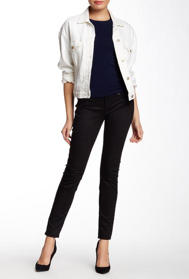 Imbracaminte Femei HUDSON Jeans Krista Super Skinny Pant BLACK KNIG