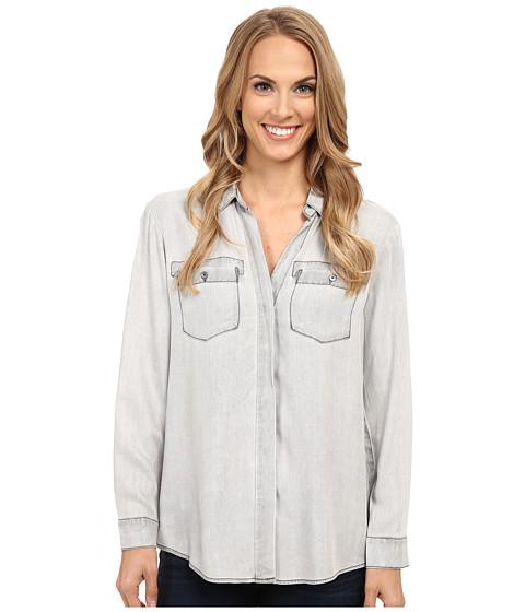 Imbracaminte Femei Vince Camuto Long Sleeve Pastel Fade Boxy Utility Shirt Mountain