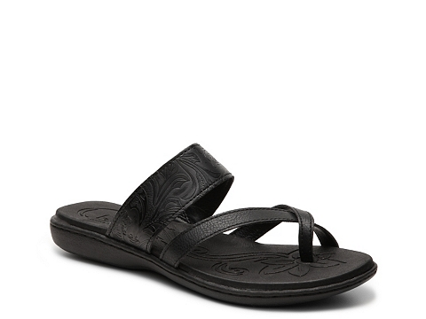 Incaltaminte Femei boc Bellisi Flat Sandal Black