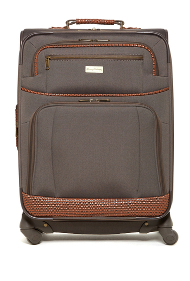 Genti Femei Tommy Bahama 20 Expandable Spinner BROWNSTONE