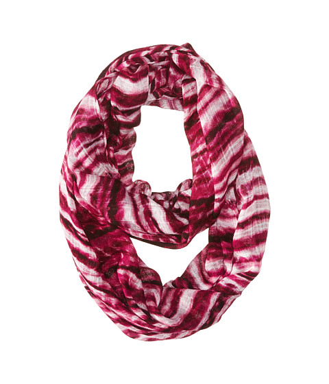 Accesorii Femei Calvin Klein Tie Dye Slub Infinity Aubergine