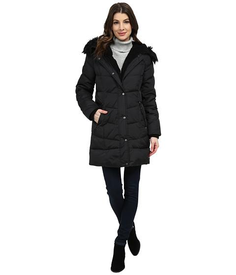 Imbracaminte Femei DKNY 34 Down w Curved Quilting 31510-Y5 Black