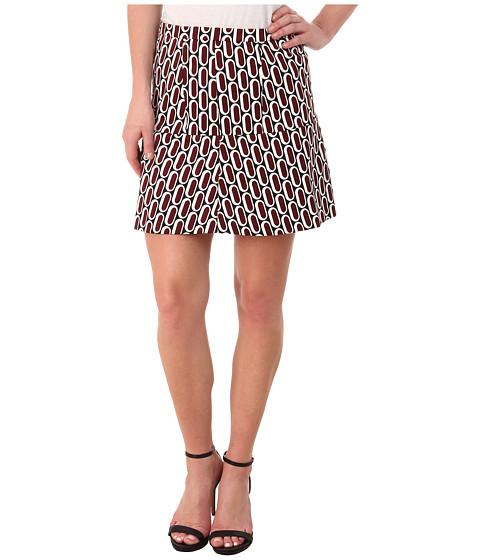 Imbracaminte Femei Michael Kors Reyes Caps Mini Skirt Merlot