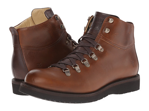 Incaltaminte Barbati Frye Evan Hiker Whiskey Smooth Full Grain