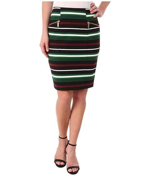 Imbracaminte Femei MICHAEL Michael Kors Mauborg Pencil Skirt Palmetto Green