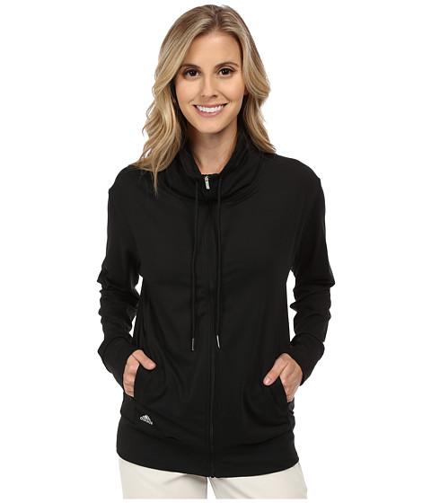Imbracaminte Femei adidas Golf Advance Rangewear Full Zip Jacket Black