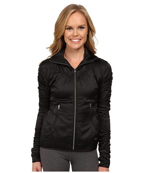 Imbracaminte Femei ASICS Studio Fit Sana Ruched Jacket Performance Black