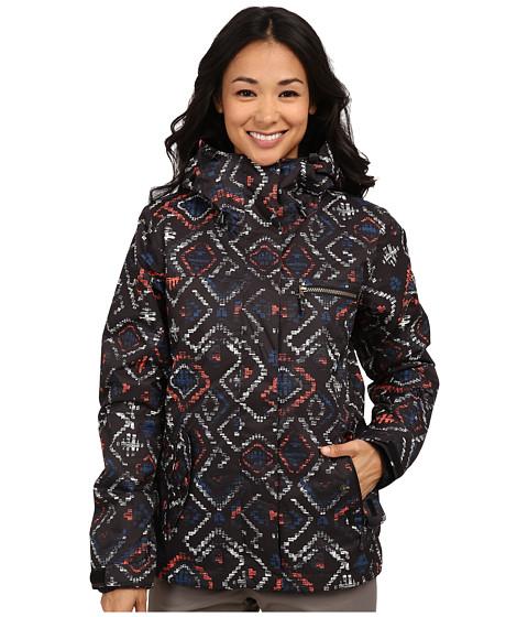 Imbracaminte Femei Roxy Jetty 3-in-1 Snow Jacket Kilim