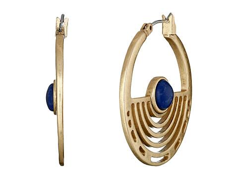 Bijuterii Femei Lucky Brand Gold Circle Hoop Earrings Gold