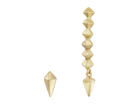 Bijuterii Femei Rebecca Minkoff Mismatch LinearStud Earrings Gold