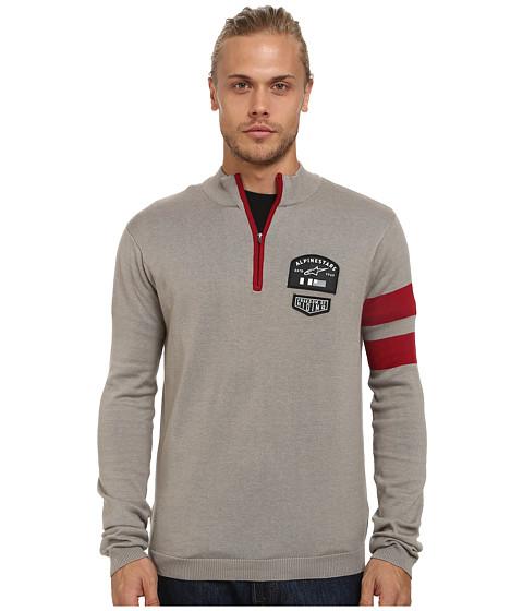 Imbracaminte Barbati Alpinestars Bradford Sweater Gray
