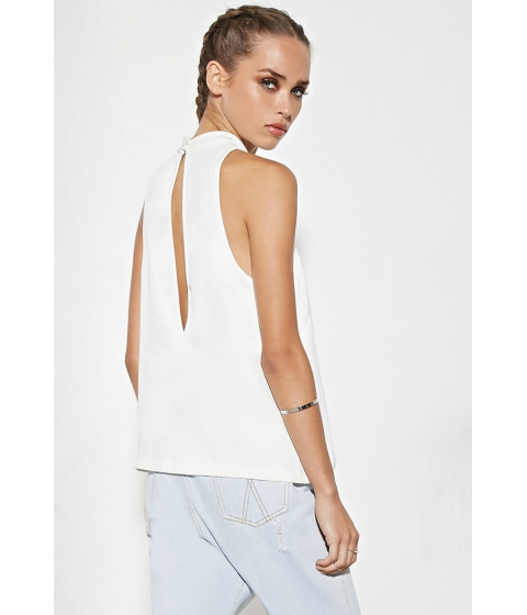 Imbracaminte Femei Forever21 The Fifth Label Just For Now Top Ivory