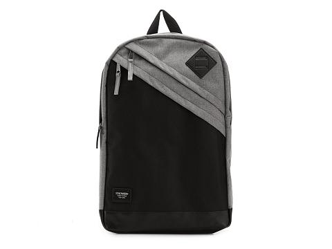 Accesorii Barbati Steve Madden Steve Madden Diagonal Backpack BlackGrey
