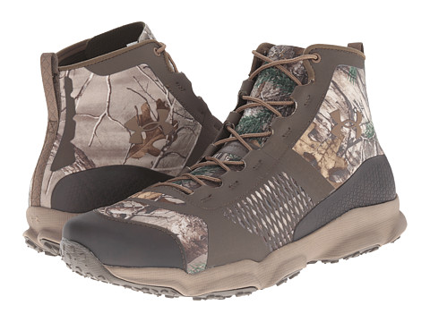 Incaltaminte Barbati Under Armour UA SpeedFit Hike Realtree XtraOwl BrownUniform