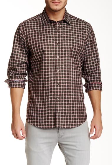 Imbracaminte Barbati Robert Graham Waterford Long Sleeve Woven Classic Fit Shirt MOSS