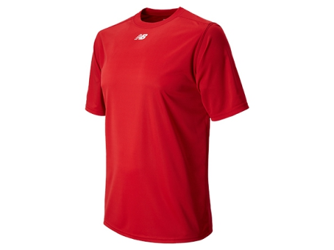Imbracaminte Barbati New Balance SS Power Top Team Red