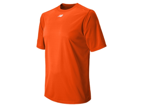 Imbracaminte Barbati New Balance SS Power Top Team Orange