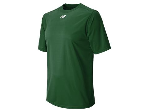 Imbracaminte Barbati New Balance SS Power Top Team Dark Green