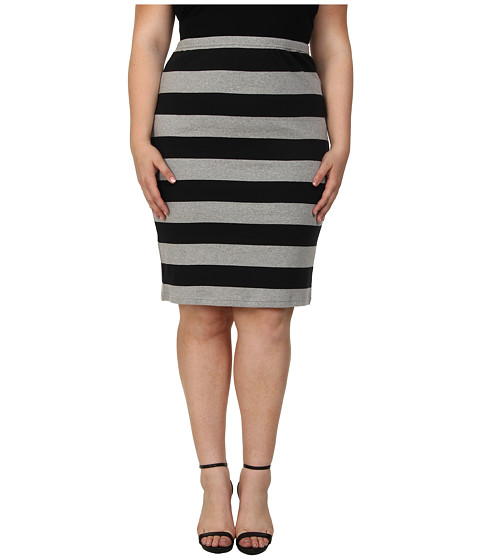 Imbracaminte Femei BB Dakota Plus Size Odele Skirt Black