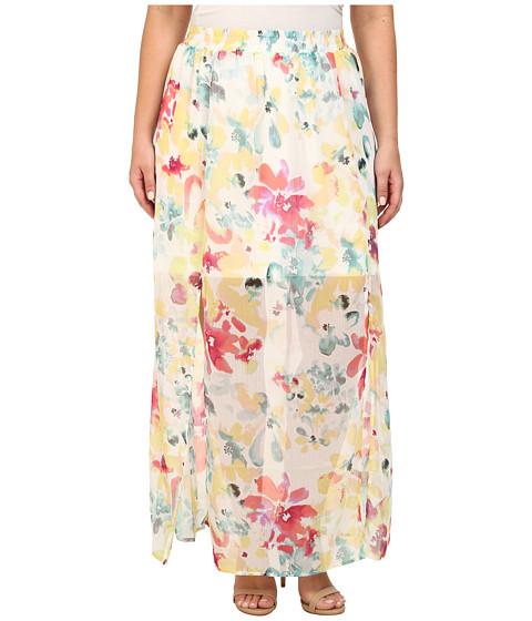 Imbracaminte Femei BB Dakota Plus Size Noreen Skirt Ivory