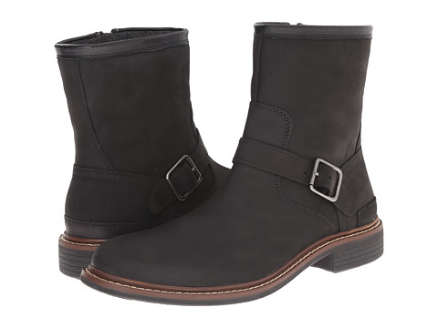 Incaltaminte Barbati Cole Haan Bryce Zip Boot Black