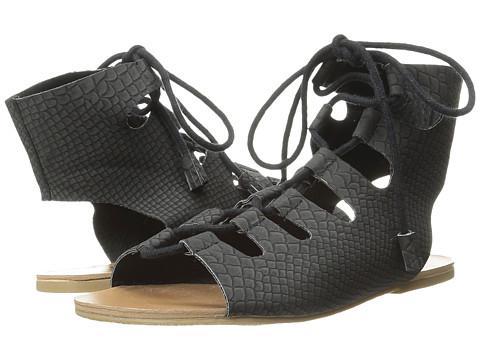 Incaltaminte Femei Billabong Sunshine Amor Sandal Off-Black