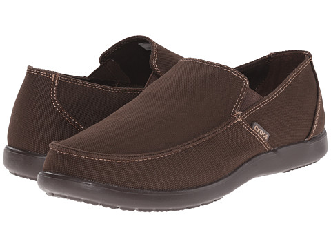 Incaltaminte Barbati Crocs Santa Cruz Clean Cut Loafer EspressoEspresso