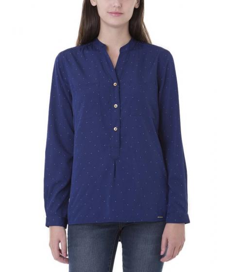 Imbracaminte Femei US Polo Assn Dot Print Popover BLUEPRINT