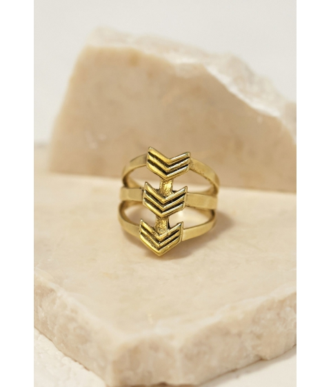 Imbracaminte Femei Forever21 Emerald Duv Daydream Ring Gold