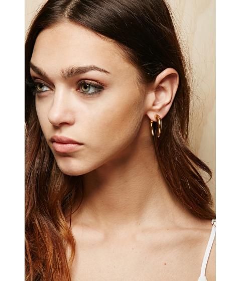 Bijuterii Femei Forever21 Amber Sceats Hook Ear Jackets Gold