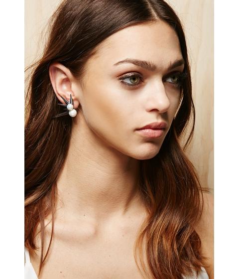 Bijuterii Femei Forever21 Amber Sceats Liberty Ear Cuff Silver