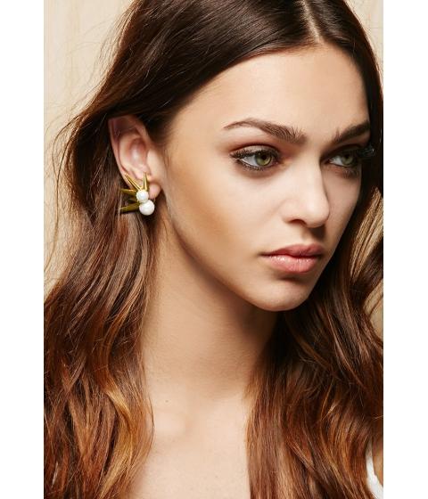 Bijuterii Femei Forever21 Amber Sceats Liberty Ear Cuff Gold