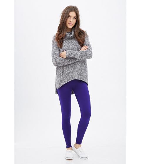 Imbracaminte Femei Forever21 Classic Leggings Imperial blue