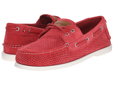 Incaltaminte Barbati Tommy Hilfiger Bowman 3 Red Cutout