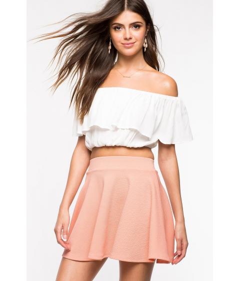 Imbracaminte Femei CheapChic Fearless Flare Skirt Mauve