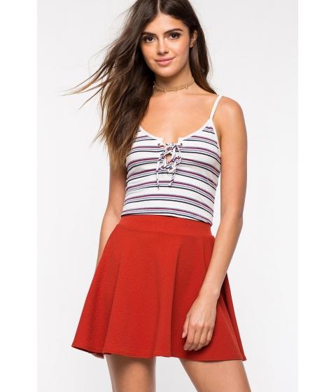 Imbracaminte Femei CheapChic Fearless Flare Skirt Rust