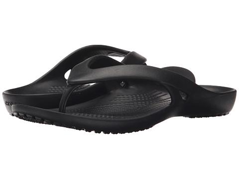 Incaltaminte Femei Crocs Kadee II Flip Black